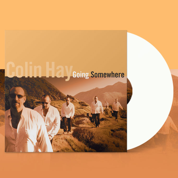 'Going Somewhere' Vinyl – Out June 4th!