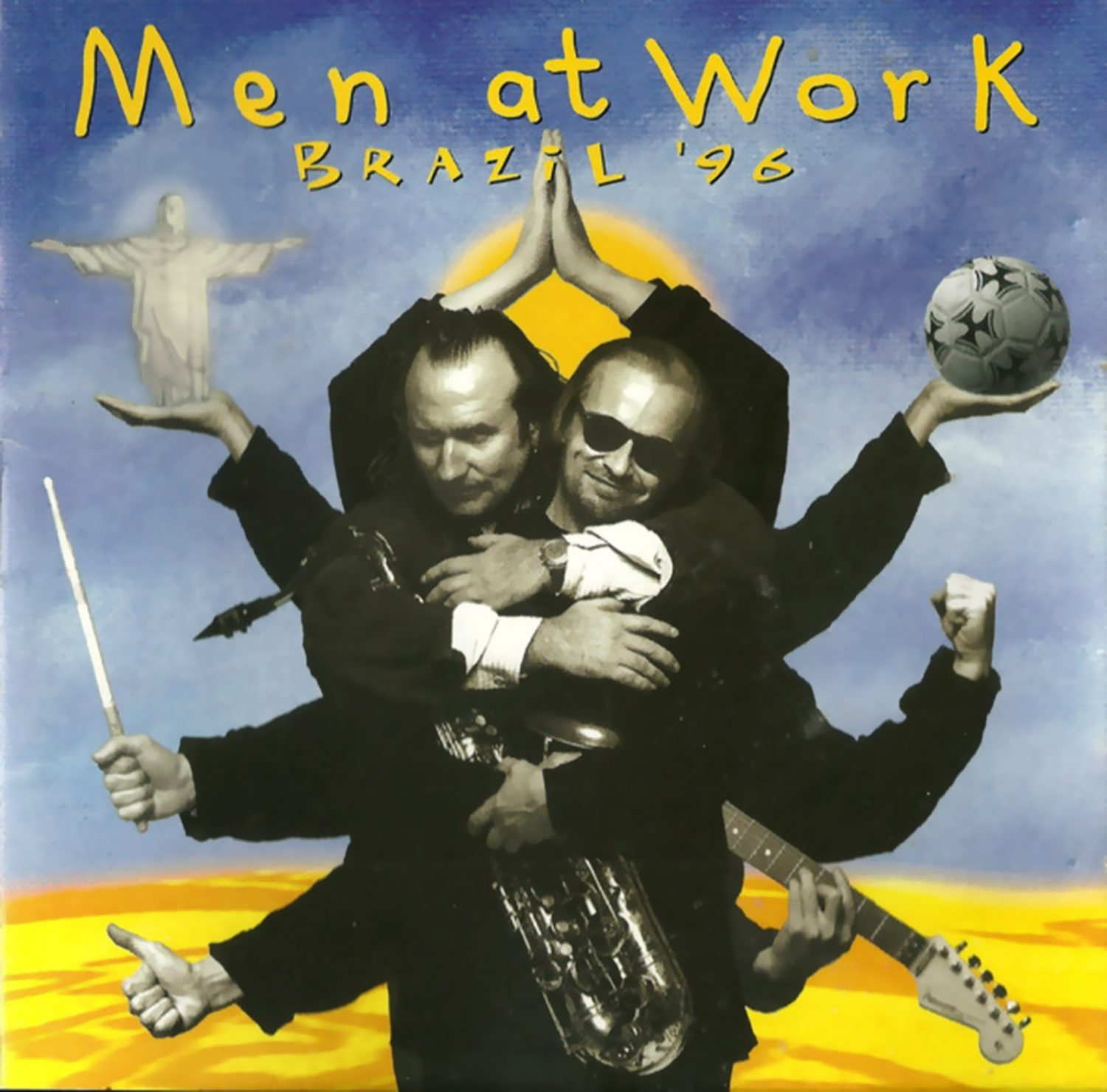 Men At Work – Brazil