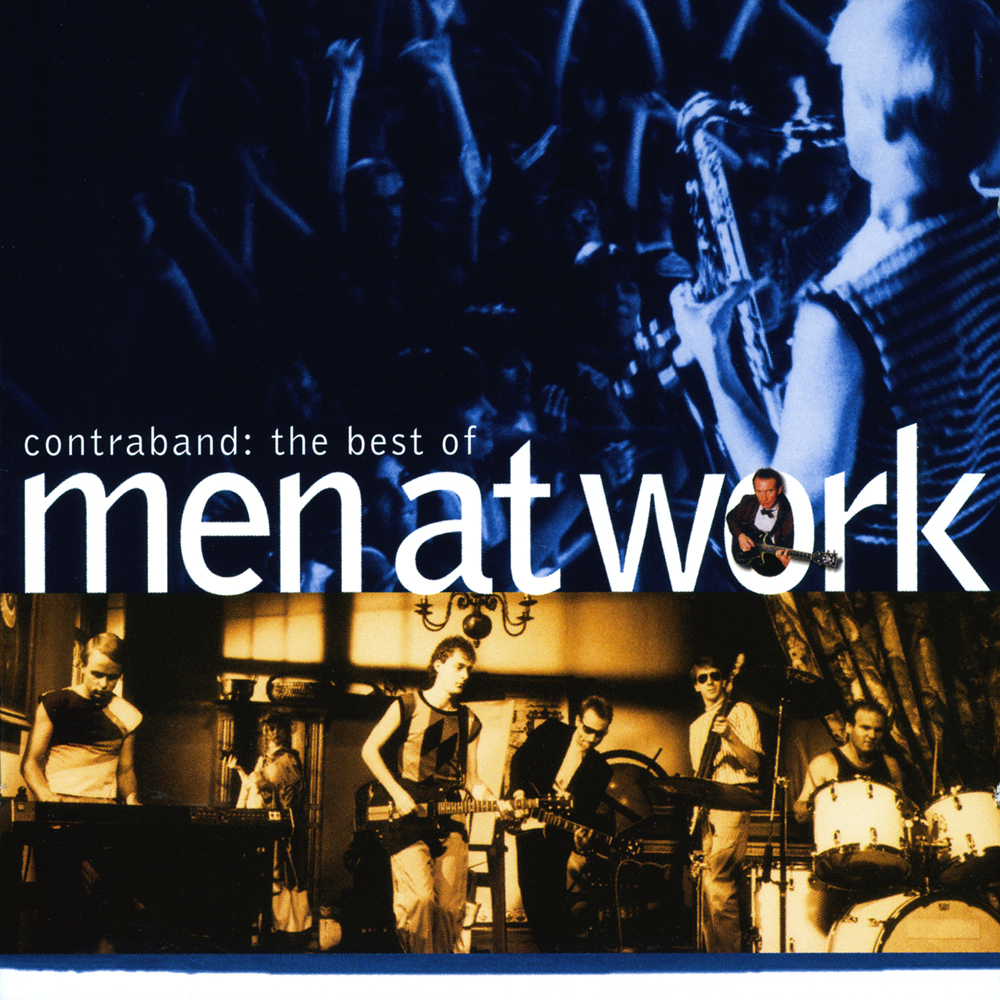 Men At Work – Contraband
