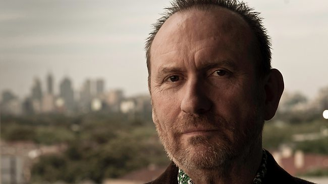 What do we really know about national treasure Colin Hay?