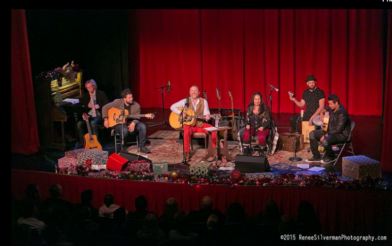 Colin Hay amusing tales and songs at the Largo in Los Angeles