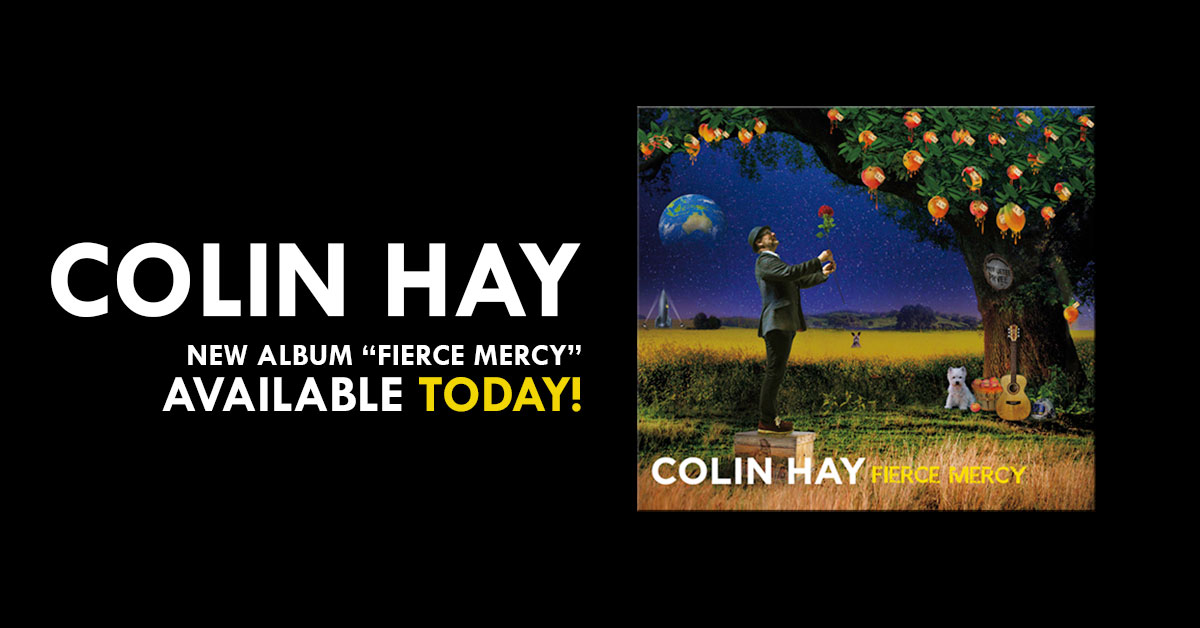 """""""Fierce Mercy"""" Out Today!"""