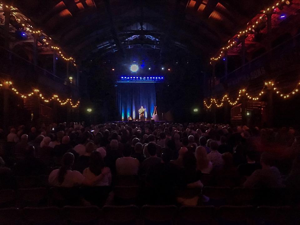 Live: Colin in Glasgow Last Night