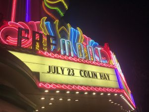 Review:  Colin at the Fremont