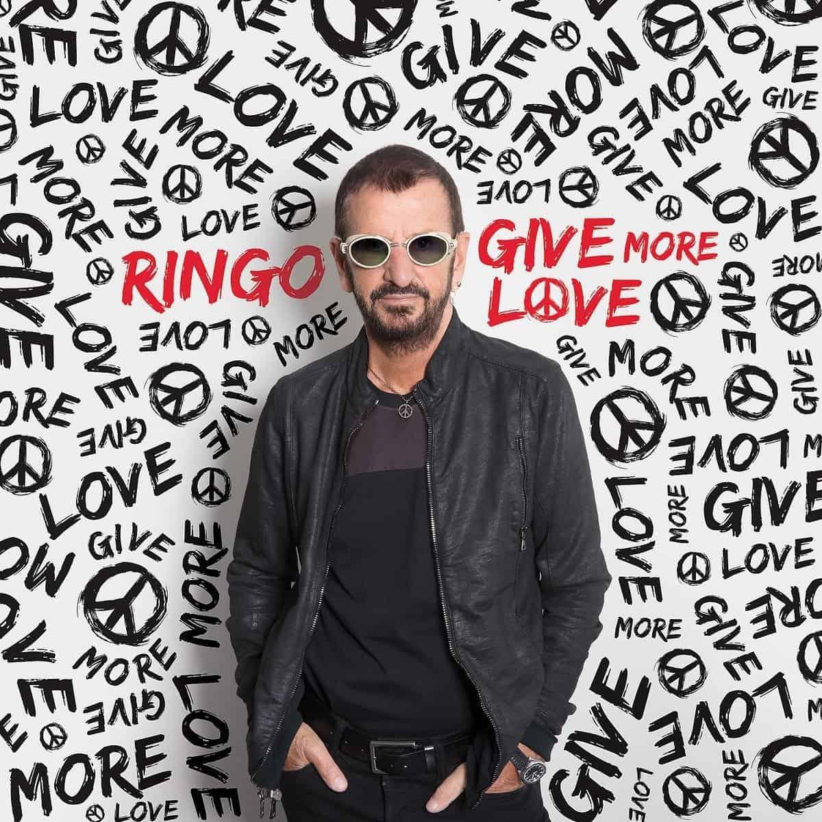 Colin Joins Ringo Starr on 2018 European Tour