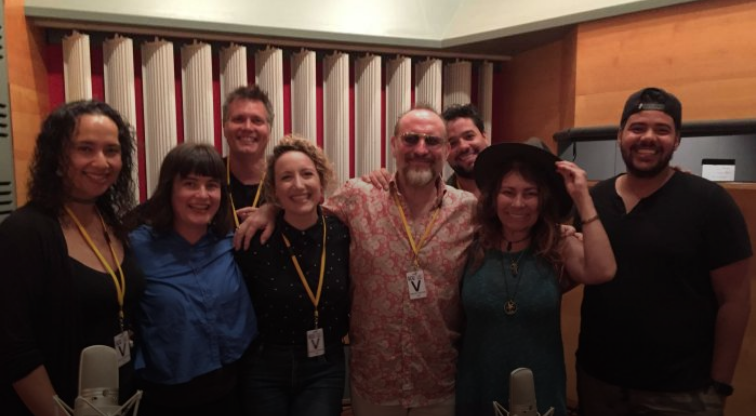Colin and the band stop in with ABC Melbourne to share stories and songs