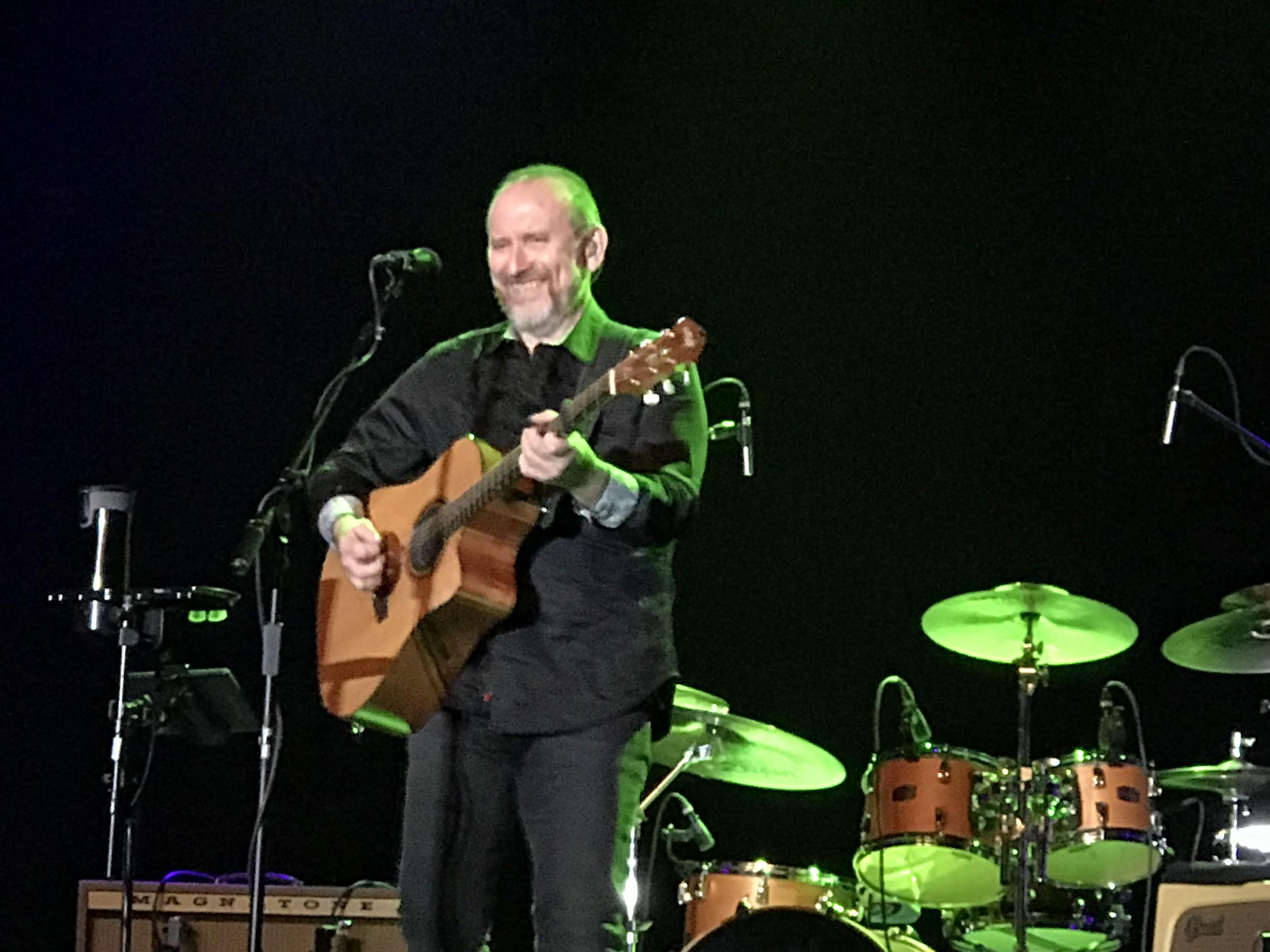 Concert review: Colin Hay displays songwriting skills at Northern Quest
