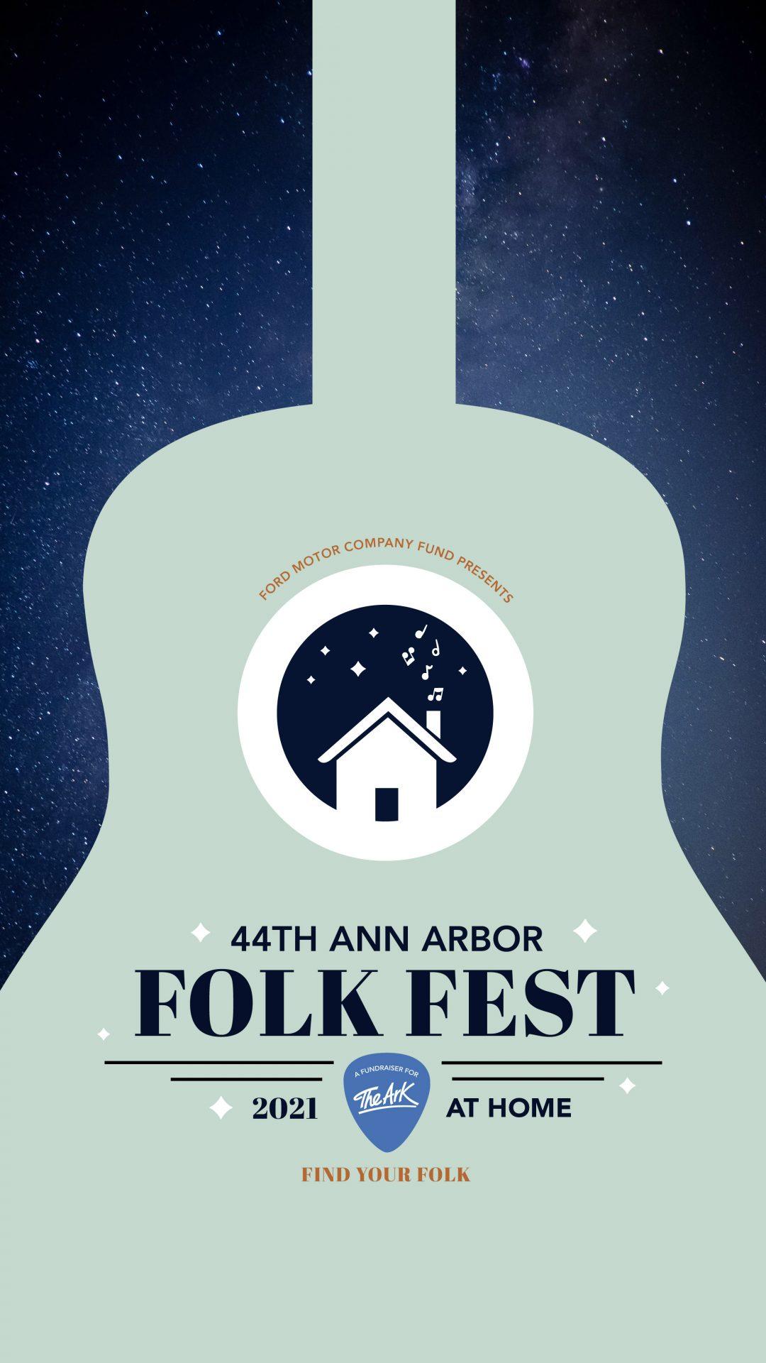 Join Colin at the 44th Annual Ann Arbor Folk Festival!